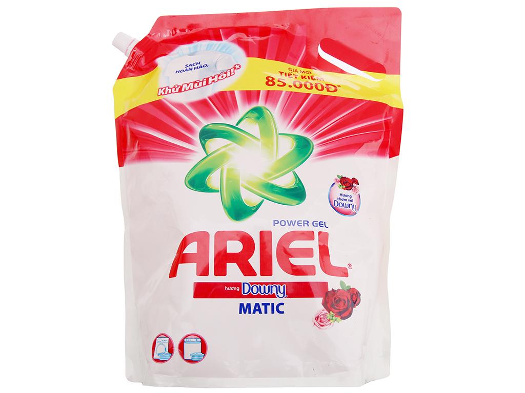 Nước giặt Ariel Matic hương Downy túi 3.25kg 1
