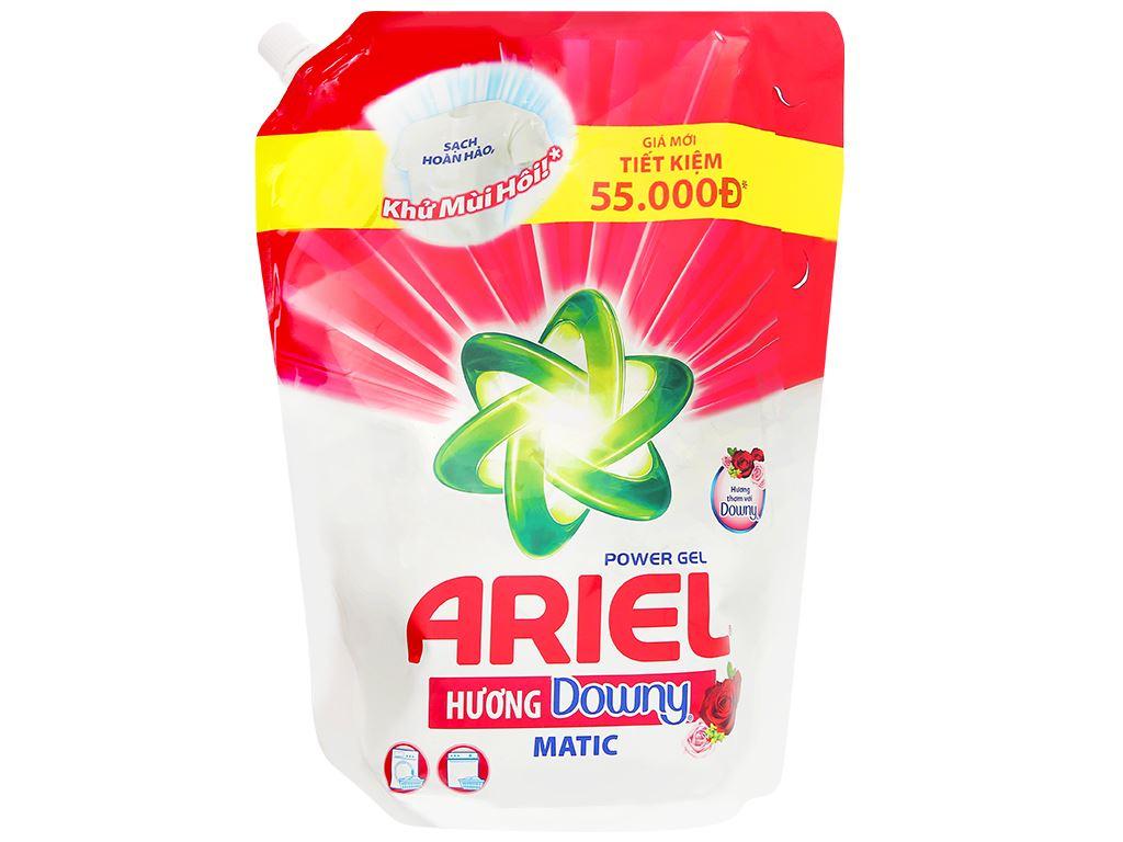Nước giặt Ariel Matic hương Downy 2 lít 1