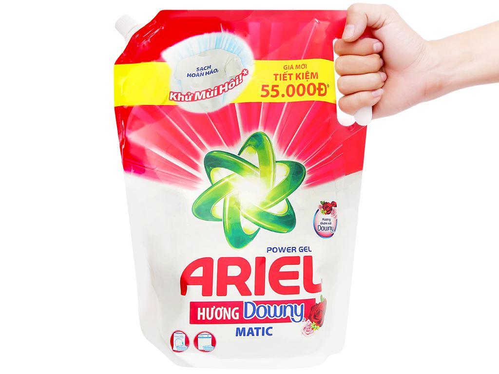 Nước giặt Ariel Matic hương Downy 2 lít 5