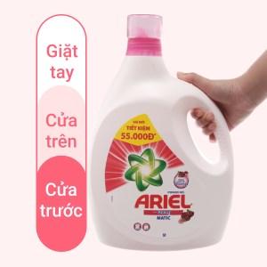 Nước giặt Ariel Matic hương Downy 3.28 lít