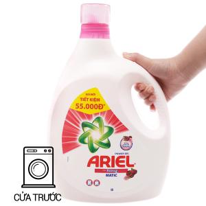 Nước giặt Ariel Matic Hương downy chai 3.4kg