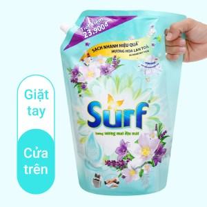 Nước giặt Surf hương sương mai dịu mát 3.5kg