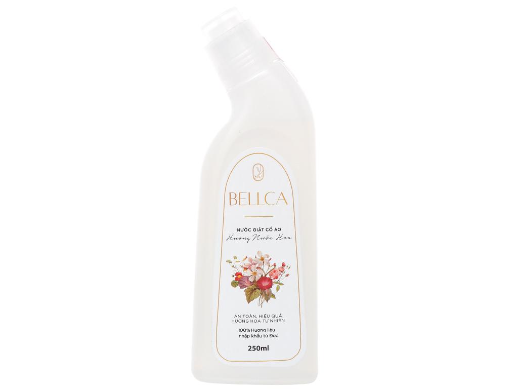 Nước giặt cổ áo Bellca hương nước hoa chai 250ml 1