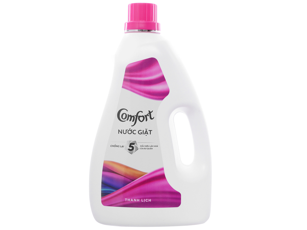 Nước giặt Comfort chống lão hóa hương thanh lịch chai 2.3 lít 1