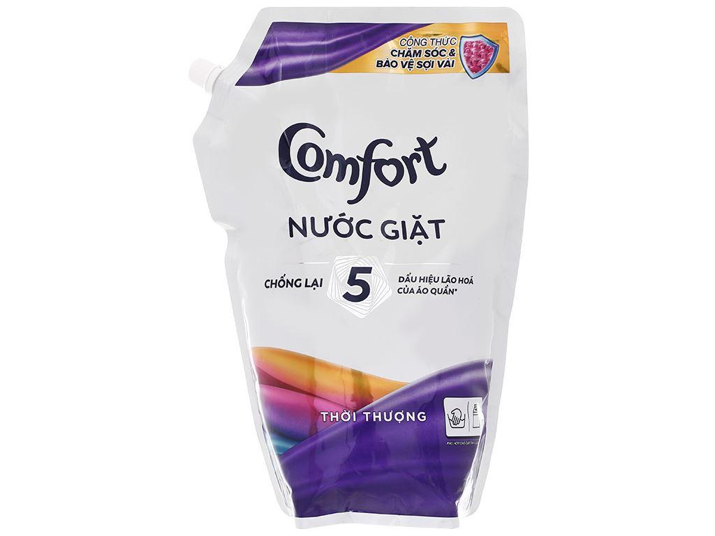 Nước giặt Comfort chống lão hóa hương thời thượng 2.3 lít 1