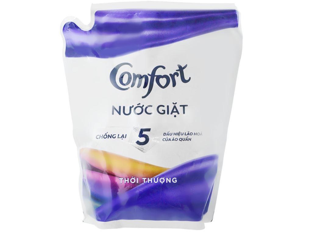 Nước giặt Comfort chống lão hóa hương thời thượng túi 2.3 lít 1