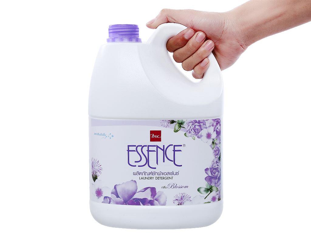 Nước giặt Essence khử mùi ẩm mốc hương blossom can (bình) 3.5 lít 3