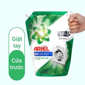 Nước giặt Ariel Matic cửa trước hương thơm tươi mát túi 2.3 lít