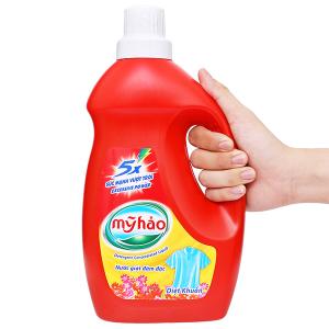 Nước giặt Mỹ Hảo diệt khuẩn chai 1.8kg