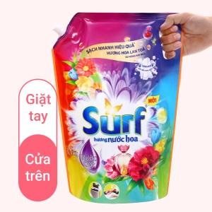 Nước giặt Surf hương nước hoa túi 3 lít