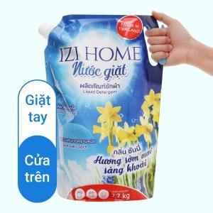 Nước giặt IZI HOME hương sớm mai túi 2.6 lít