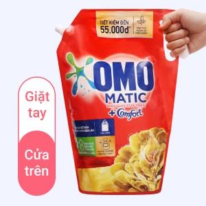 Nước giặt OMO Comfort tinh dầu thơm 2.8 lít