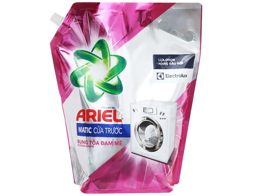 Nước giặt Ariel Matic cửa trước bung toả đam mê 3.1 lít 1