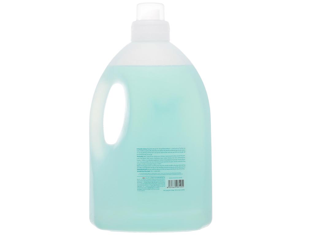 Nước giặt On1 sạch khuẩn khử mùi hương hoa mùa xuân 2.8kg 2