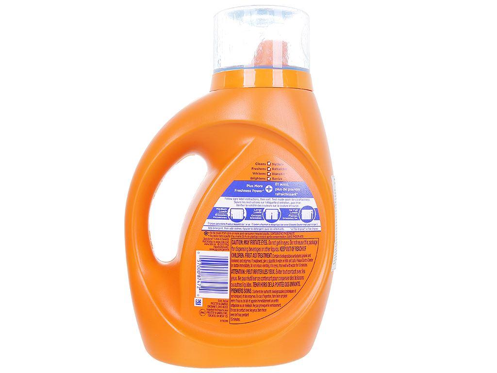 Nước giặt Tide hương Downy chai 1.36 lít 2