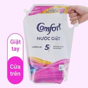 Nước giặt Comfort thanh lịch túi 3 lít