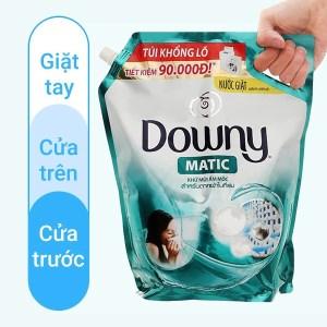 Nước giặt Downy Matic khử mùi ẩm mốc 3.25kg