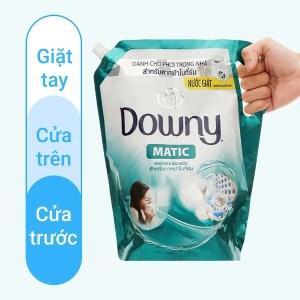 Nước giặt Downy Matic khử mùi ẩm mốc 2.15kg