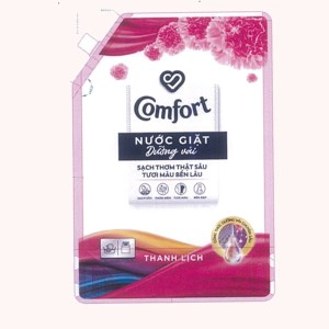Nước giặt Comfort dưỡng vải thanh lịch túi 2.1 lít