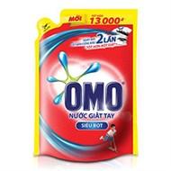 Nước giặt Omo Siêu bọt túi 1,8kg