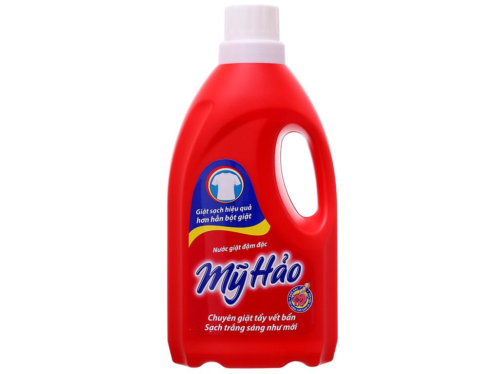 Nước giặt Mỹ Hảo đậm đặc chai 1.8kg 2