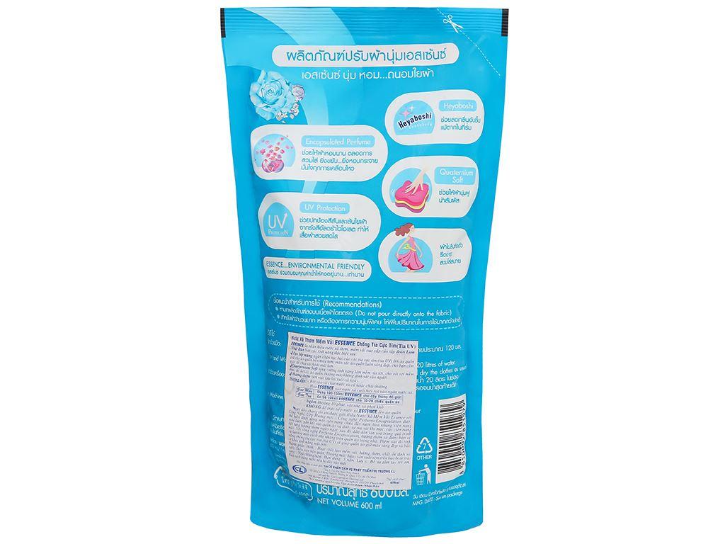 Nước xả vải Essence hương impression túi 600ml 2