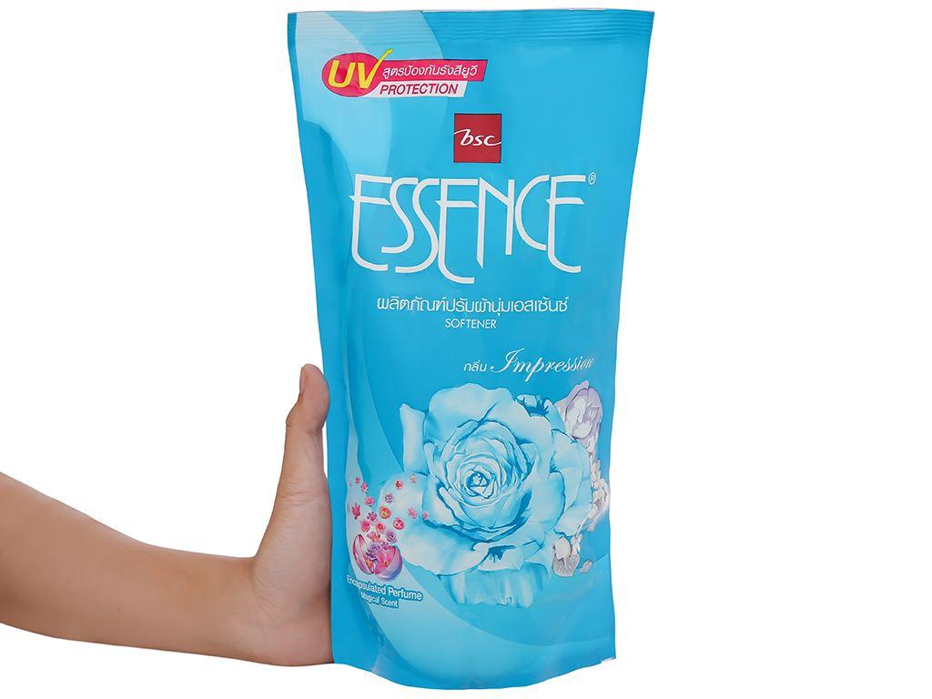 Nước xả vải Essence hương impression túi 600ml 4
