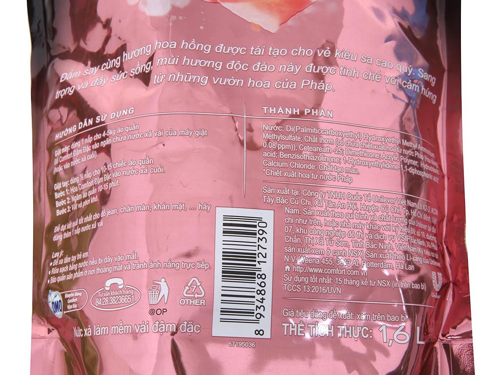 Comfort nước hoa Rose túi 1.6 lít 4