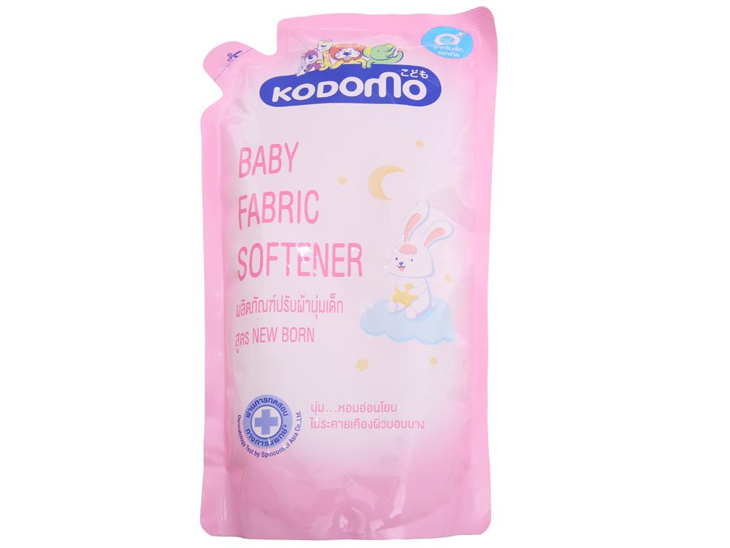 Nước xả vải cho bé Kodomo túi 600ml 1