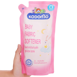 Nước xả vải cho bé Kodomo túi 600ml