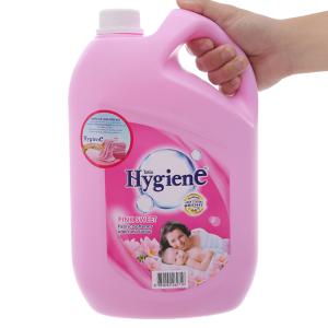 Nước xả vải cho bé Hygiene Pink Sweet can 3.5 lít