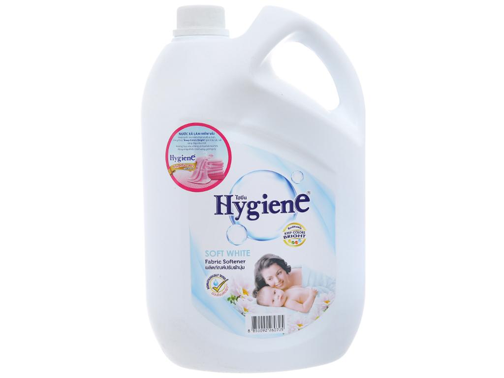 Cho bé Hygiene Soft White can 3.5 lít 2