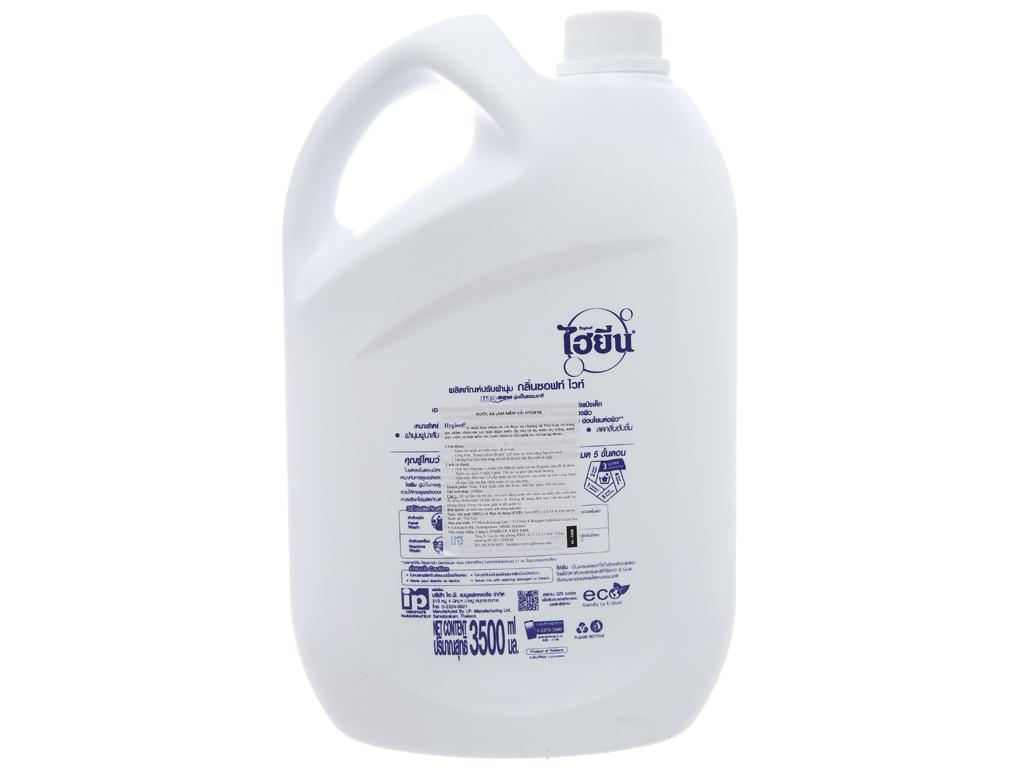 Cho bé Hygiene Soft White can 3.5 lít 3
