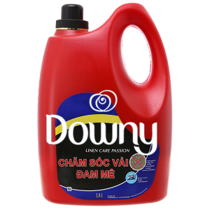 Nước xả vải Downy Đậm đặc Nước hoa đam mê 3.8L
