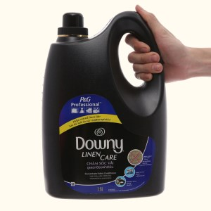 Nước xả vải Downy chăm sóc vải huyền bí can 3.8 lít