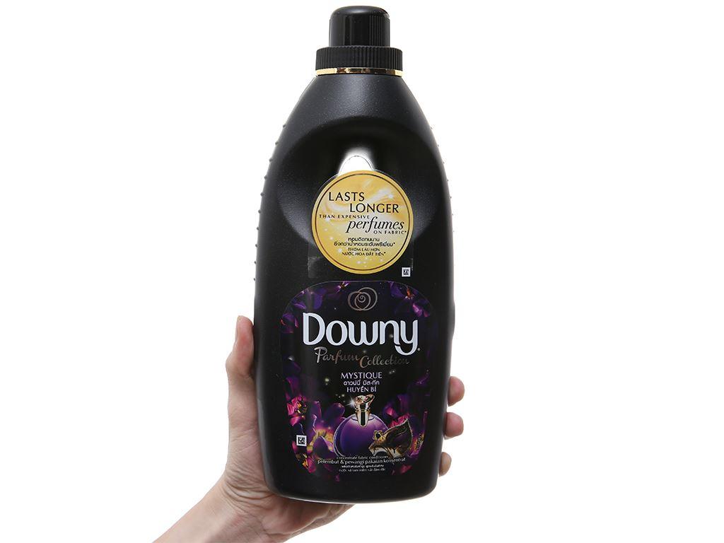 Nước xả vải Downy Premium Parfum huyền bí chai 800ml 5