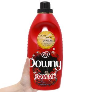 Nước xả vải Downy Premium Parfum đam mê chai 800ml