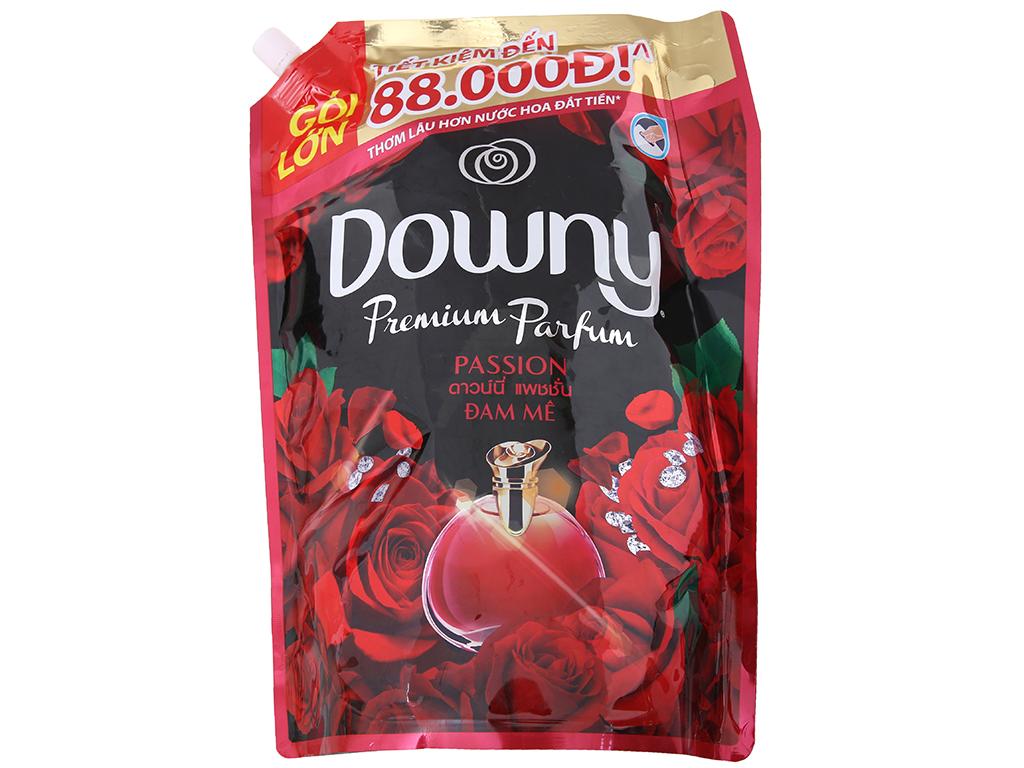 Nước xả vải Downy đam mê túi 2.4 lít 2