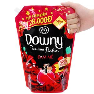 Nước xả vải Downy Premium Parfum đam mê túi 2.3 lít