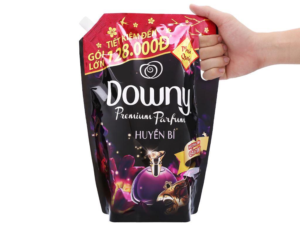 Nước xả vải Downy Premium Parfum huyền bí túi 2.3 lít 5