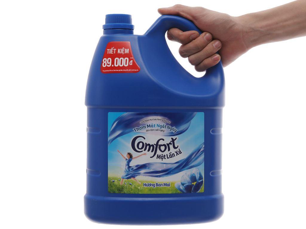 Comfort một lần xả hương ban mai can 3.8 lít 5