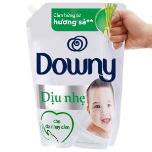 Nước xả vải cho bé Downy cho da nhạy cảm hương sả túi 2.6L