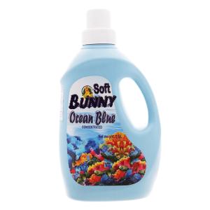 Nước xả vải Soft Bunny xanh biển chai 1.9 lít