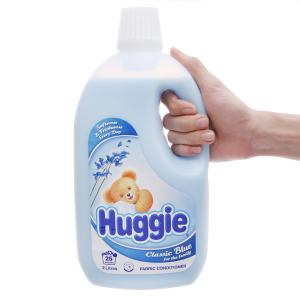 Nước xả vải cho bé Huggies hương biển chai 2L