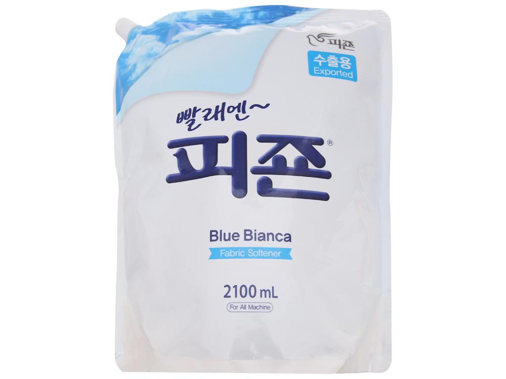Nước xả vải cho bé Pigeon Hương Bianca 2.1L 1
