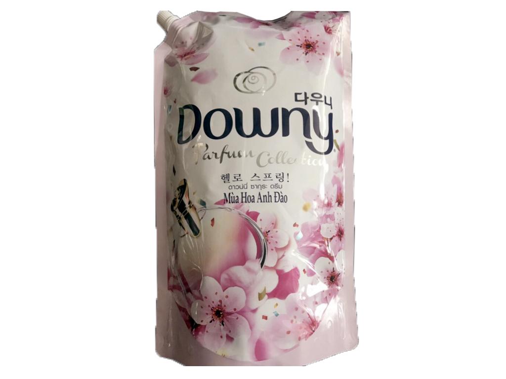 Nước xả vải Downy hương hoa Anh Đào túi 1.5L 1