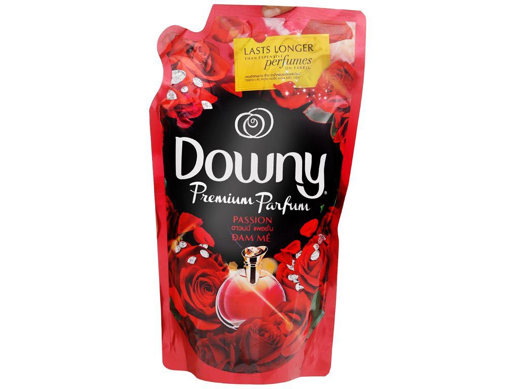 Nước xả vải Downy Parfum Collection đam mê túi 750ml 2