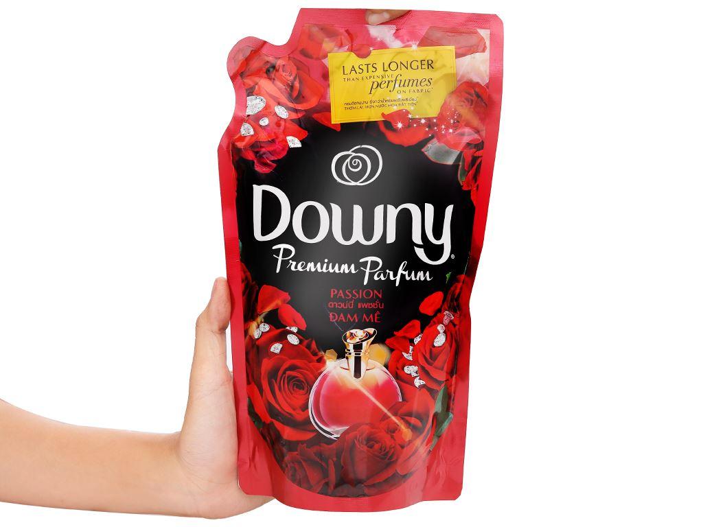 Nước xả vải Downy Parfum Collection đam mê túi 750ml 6