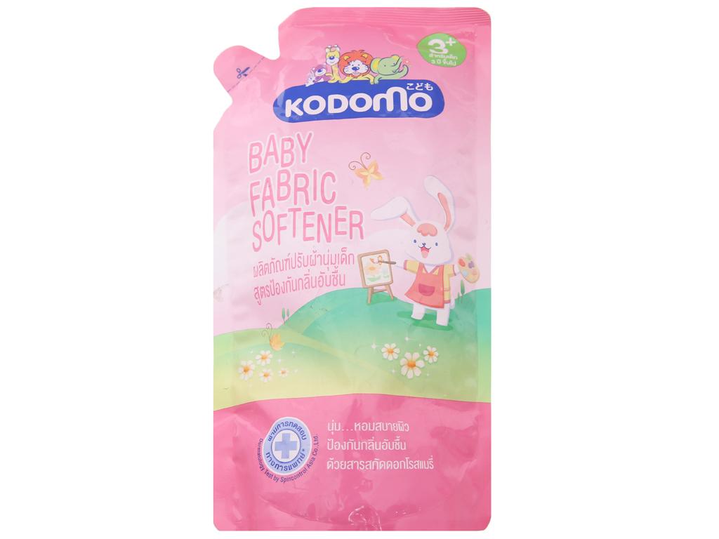 Nước xả vải cho bé Kodomo 3+ túi 600ml 1