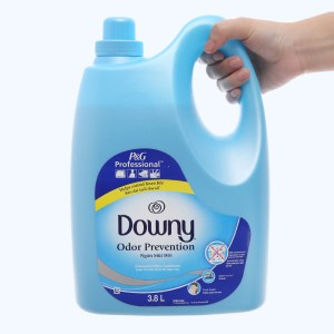 Nước xả vải Downy ngăn mùi hôi can 3.8 lít